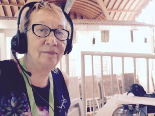Magdalena Legerskà, traduttore e interprete ceco italiano slovacco